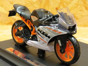 Picture of KTM RC390 1:18 Maisto