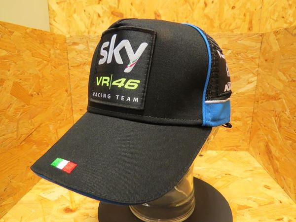 Picture of Sky VR46 racing cap pet SKMCA234704 45b50c69550