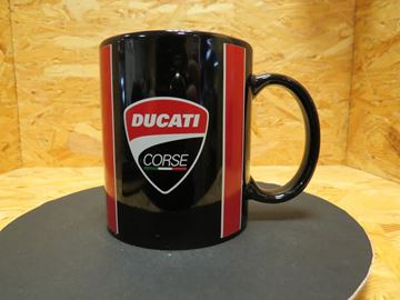 Afbeelding van Ducati corse mok mug beker 1656005