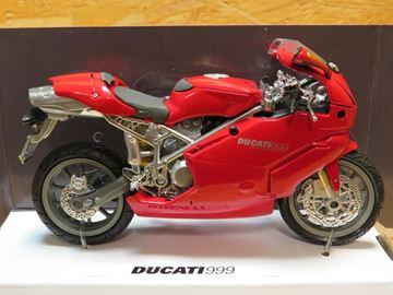 Afbeelding van Ducati 999 1:12 43693
