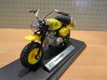 Picture of Honda monkey Z50 1:18 Welly