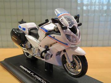 Afbeelding van Yamaha FJR1300 police 1:18