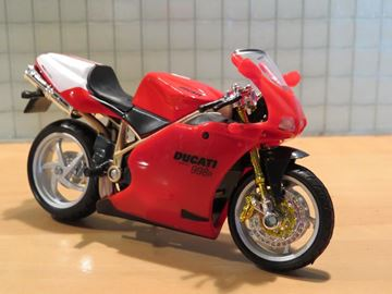 Picture of Ducati 998R 1:18 18-51033 bBurago