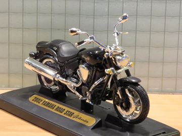 Picture of Yamaha Road Star warrior 1:18 motormax
