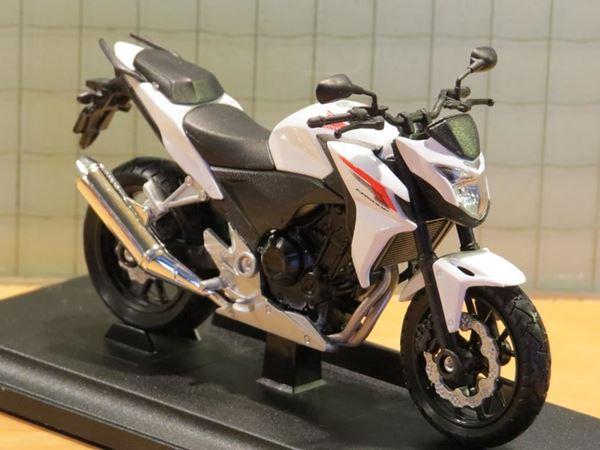 מגניב ביותר Honda CB500F ,CB500 1:18 12838 WL-16