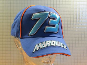 Picture of Alex Marquez #73 cap pet 1642003