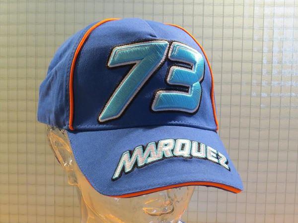 Picture of Alex Marquez #73 cap pet 1642003