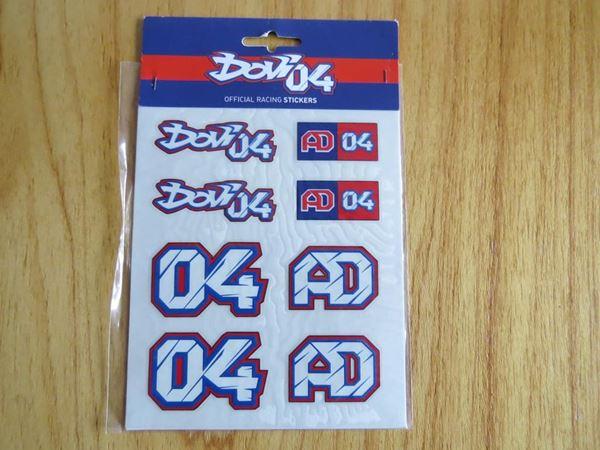 Picture of Andrea Dovizioso stickers 1552202