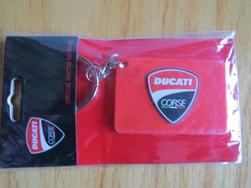 Picture of Keyring sleutelhanger Ducati corse 1556002