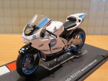 Afbeelding van Makoto Tamada Honda RC211V 2005 1:24