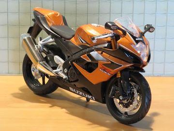Afbeelding van Suzuki GSX-R1000 1:12 31101 copper