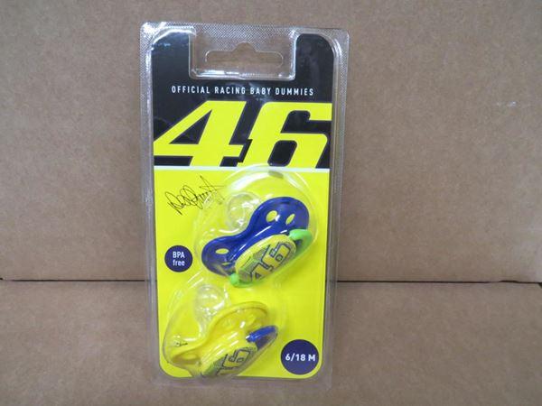 Picture of Valentino Rossi 46 dummy set speen set VRUDU265003