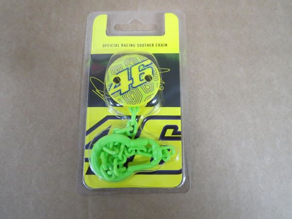 Picture of Valentino Rossi 46 dummy speen holder clip VRUDH269203