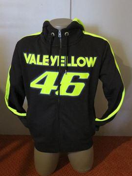 Afbeelding van Valentino Rossi VALEYELLOW 46 hoodie VRMFL260504