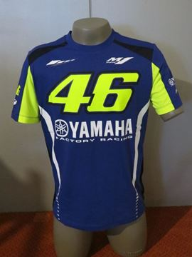 Picture of Valentino Rossi Yamaha dual t-shirt YDMTS272009