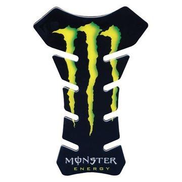 Afbeelding van Monster Energy tankpad zwart