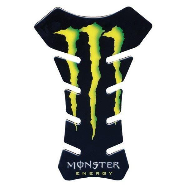 Picture of Monster Energy tankpad zwart