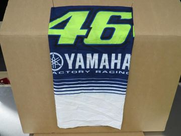 Picture of Valentino Rossi Yamaha dual neck wear buff kol YDUNW273303