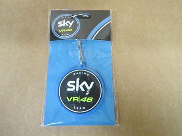Afbeelding van Sky Racing team VR46 keyring sleutelhanger SKUKH295903
