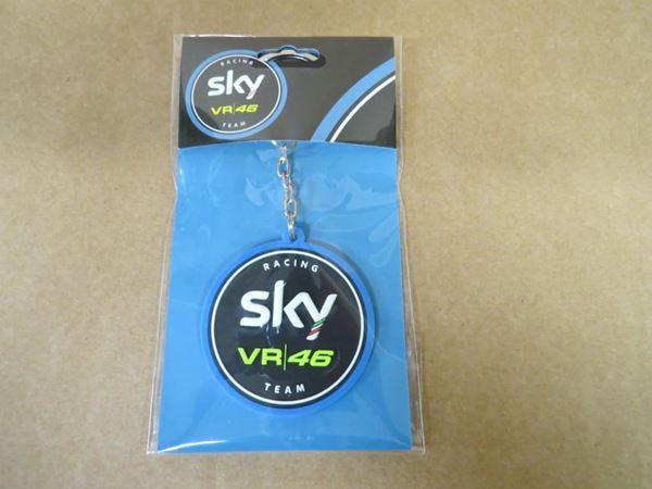Picture of Sky Racing team VR46 keyring sleutelhanger SKUKH295903