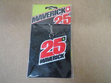 Picture of Maverink Vinales keyring sleutelhanger #25 VIUKH190503