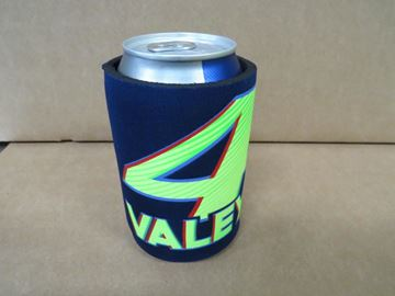 Picture of Valentino Rossi 46 VALEYELLOW stubby cooler blik koeler VRUSY268702