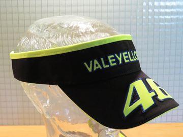 Afbeelding van Valentino Rossi VALEYELLOW 46 sun visor VRMVI268804