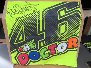 Picture of Valentino Rossi 46 the doctor bandana VRUBA266103