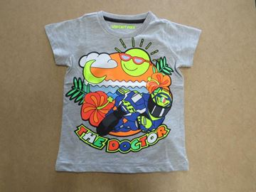 Afbeelding van Valentino Rossi kids sunny bike t-shirt VRKTS261305