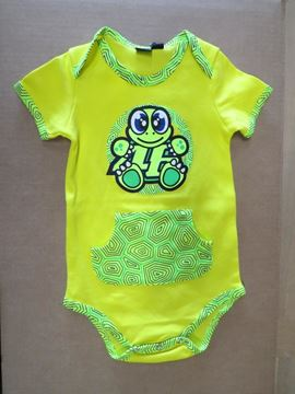Picture of Valentino Rossi baby romper body turtle VRKBB263701