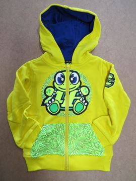 Picture of Valentino Rossi kid hoodie turtle VRKFL261601