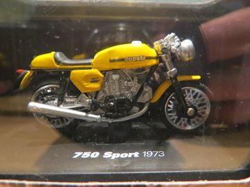 Afbeelding van Ducati 750 Sport 1973 1:32