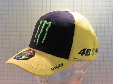 Afbeelding van Valentino Rossi sponsor cap MOMCA274901
