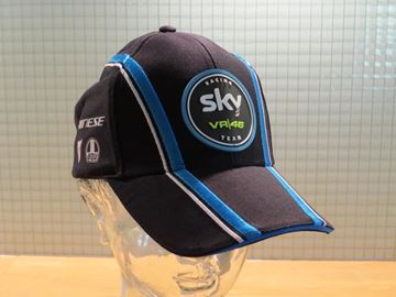 Picture of Sky VR46 racing team cap pet SKMCA291404