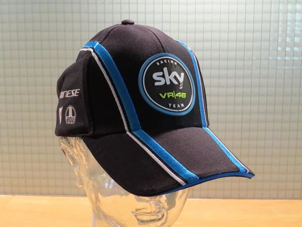 Picture of Sky VR46 racing team cap pet SKMCA291404 244520f0e01