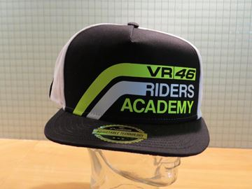 Picture of VR46 Riders Academy flat cap RAMCA291903