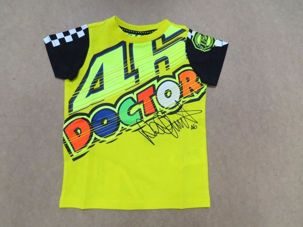 Picture of Valentino Rossi kid the doctor 46 t-shirt VRKTS264001