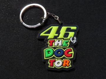 Picture of Valentino Rossi sleutelhanger keyring the doctor earring VRUKH209703