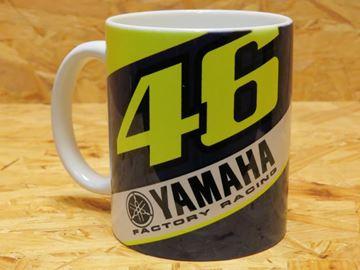 Afbeelding van Valentino Rossi mok mug dual Yamaha YDUMU214103