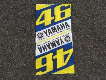 Afbeelding van Valentino Rossi Yamaha dual neck wear buff kol YDUNW215403