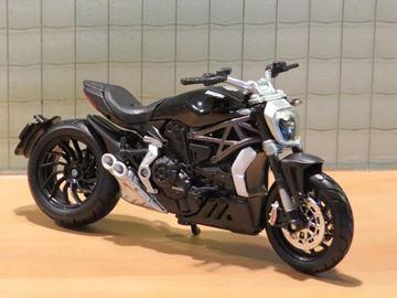 Afbeelding van Ducati XDiavel S X Diavel 1:18 Bburago