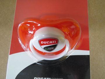Afbeelding van Ducati speen official pacifier 1786003