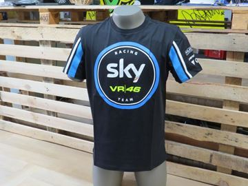 Picture of VR46 sky racing team t-shirt SKMTS291204