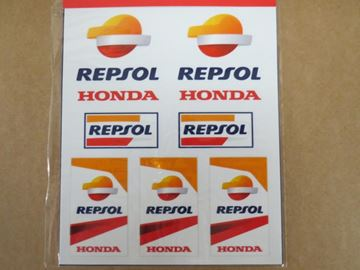 Picture of Honda Repsol medium sticker vel 1758502