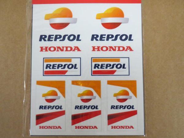 Picture of Honda Repsol medium sticker vel 1758502