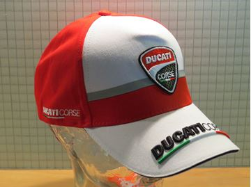 Picture of Ducati scudetto cap pet 1746004