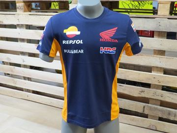Picture of HRC Repsol side inserts Honda t-shirt 1738505