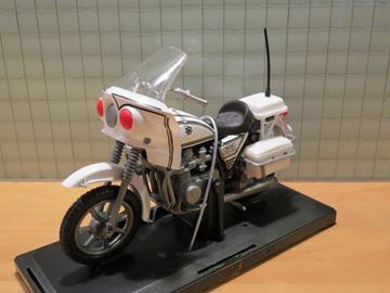 Picture of Kawasaki Police 1000 1:18 Motormax