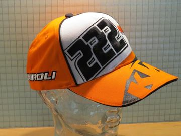 Picture of Antonio Cairoli #222 kids cap pet TCKCAKTM2213