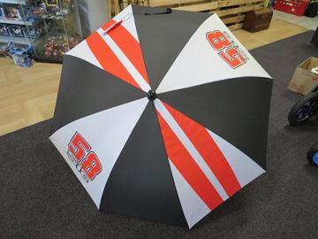 Picture of Marco Simoncelli big umbrella paraplu 1755002